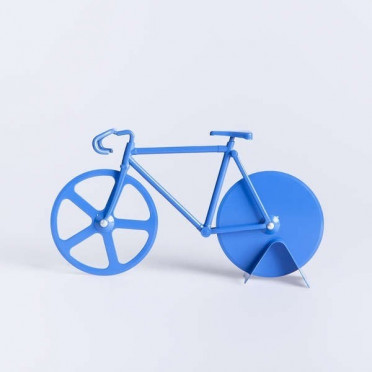 Fixie pizzasnijder PURE BLUE