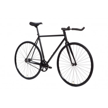 Fixie State Bicycle - Matt black 6