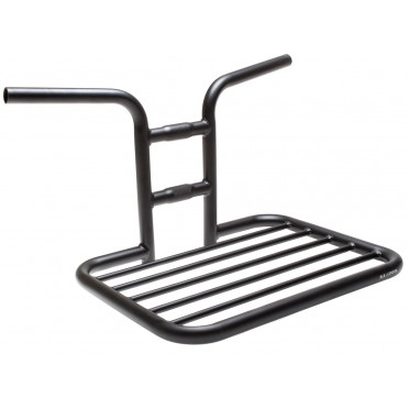 BLB FLAT RAT HANDLEBAR RACK - BLACK