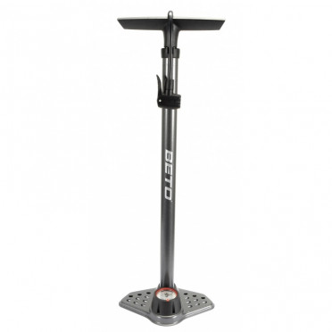 Beto steel foot pump with Mano P & A