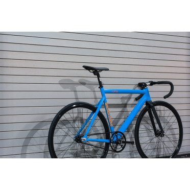 Fixie State Bicycle - Black Label V2 - Typhoon Blue