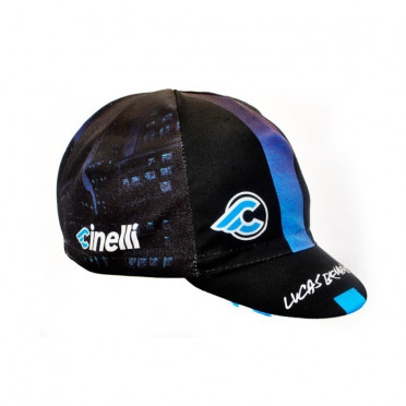 Cinelli - RIDER COLLECTION Cap - LUCAS BRUNELLE