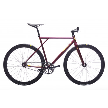Vélo Fixie POLO AND BIKE CMNDR S.A.S Black