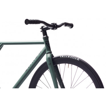 Vélo Fixie POLO AND BIKE CMNDR G.S.G Green