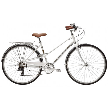 City Bike Peugeot LC01 D7 LEGEND - White
