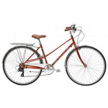 City Bike Peugeot LC01 D7 LEGEND - Orange