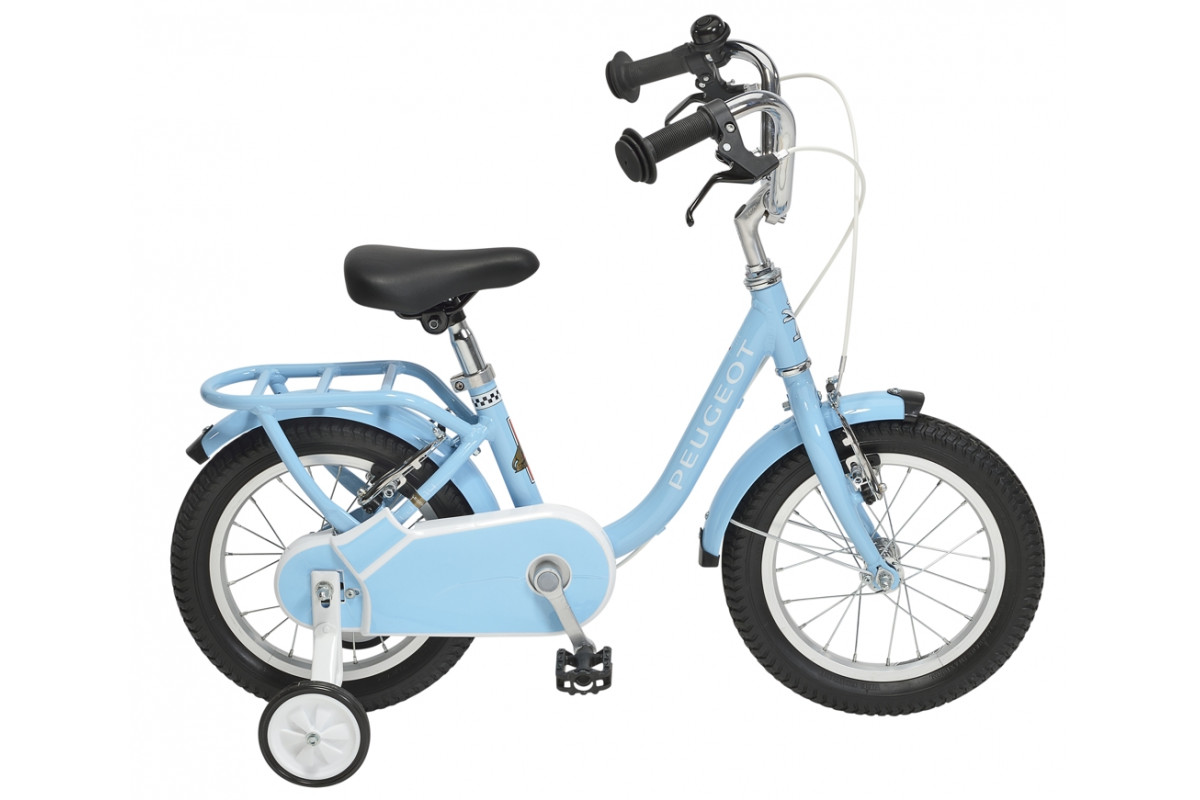 Kid Bike Peugeot LJ14 2-4 years