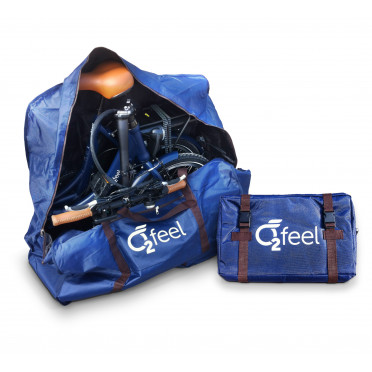 O2Feel - Folding Bike Bag