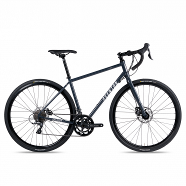 Aventon Kijote Adventure Bike - Charcoal Skid