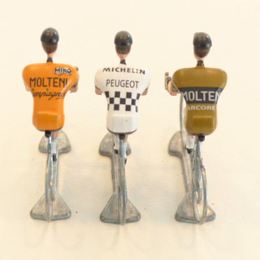 Cyclist Figurine - Eddy Merckx 2