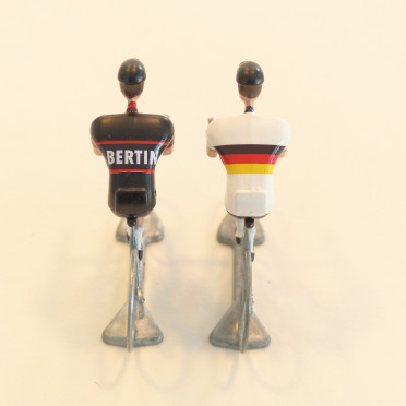 Cyclist Figurine - Bertin X Germany