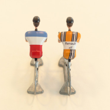 Cyclist Figurine - Renault X France
