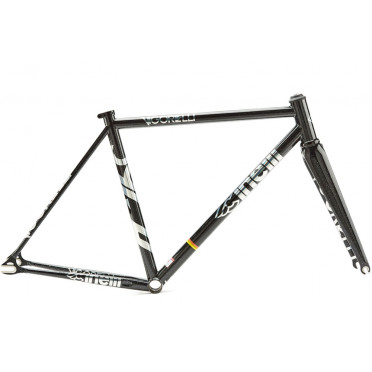 CINELLI Vigorelli Night Black frameset