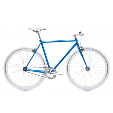 State Bicycle - Blue Jay - Fixie / Singlespeed
