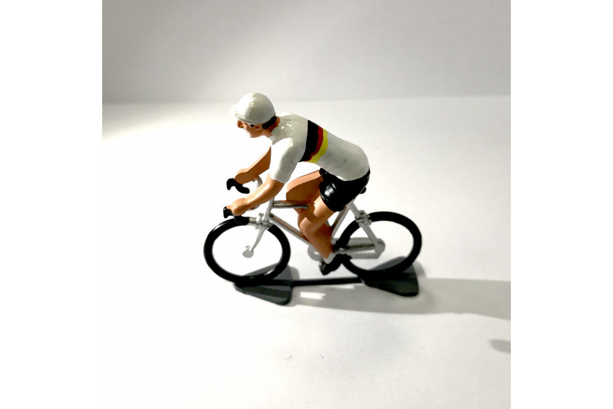 Roger - Cyclist figurine - Champion of Germany