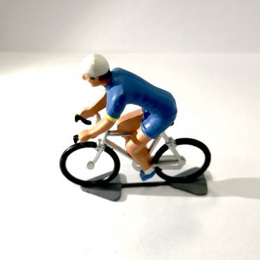 Roger Cyclist figurines - Champion of Sweden