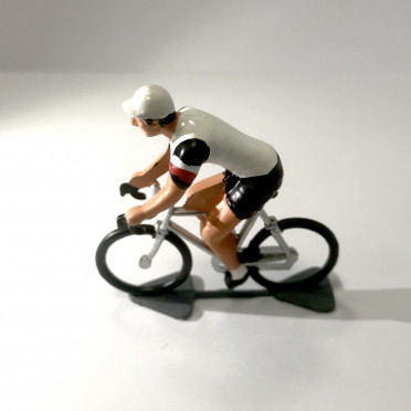 Roger Cyclist figurines - Sunweb Team