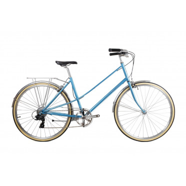 BLB - Lola Blue 8 Speed - City Bike