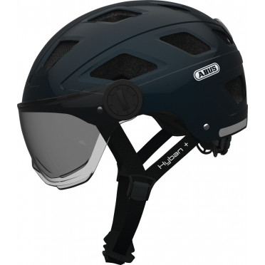 ABUS - Hyban Plus smoke visor - Bike Helmet