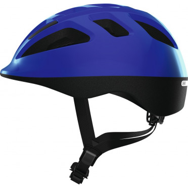 ABUS - Smooty 2.0 Shiny Blue - Kids Bike Helmet