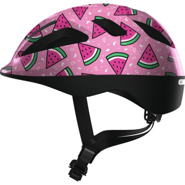 ABUS - Smooty 2.0 Pink Watermelon - Kids Bike Helmet