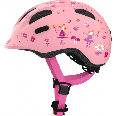 ABUS - Smiley 2.0 Rose Princess - Kids Bike Helmet