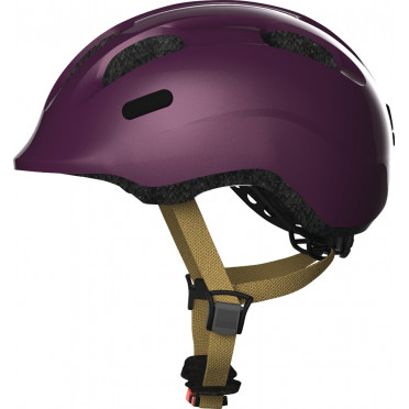 ABUS - Smiley 2.0 Royal Purple - Kids Bike Helmet