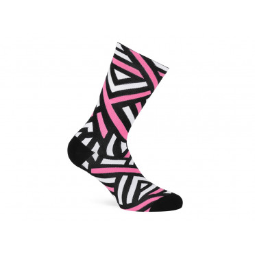 PACIFIC & CO - Dazzle Camo - Cycling Socks