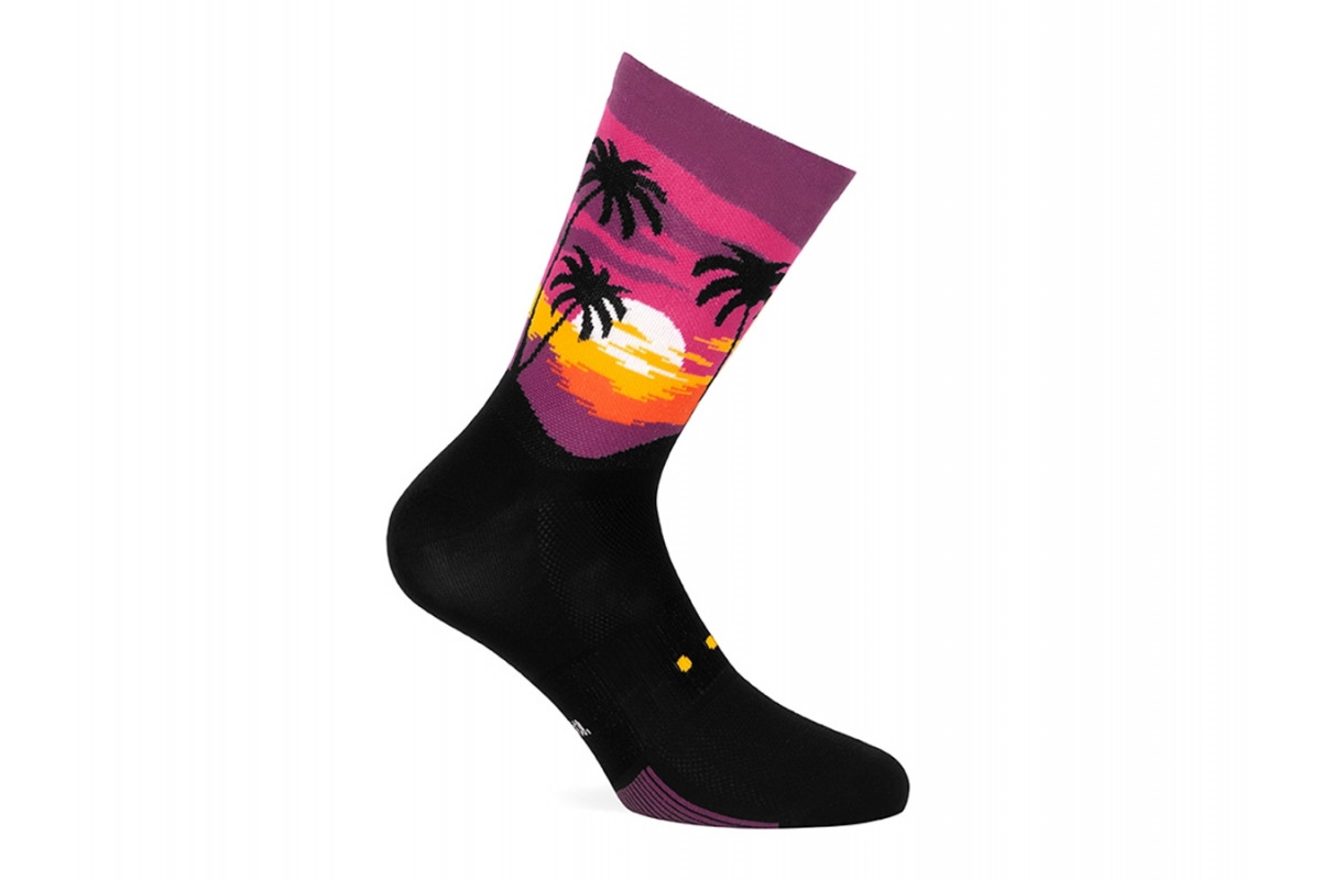 PACIFIC & CO - Sunset - Cycling Socks