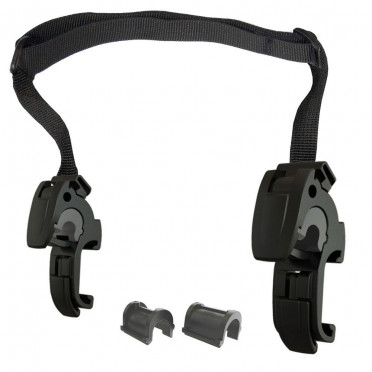 ORTLIEB - QL2.1 Mounting Hook 16mm And Adjustable Handle
