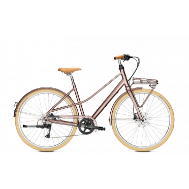 Kalkhoff - Scent Carry - Urban Bike