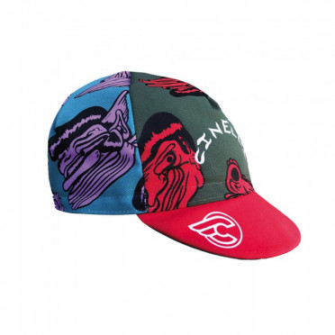 Cinelli - Melted Face - Cycling cap