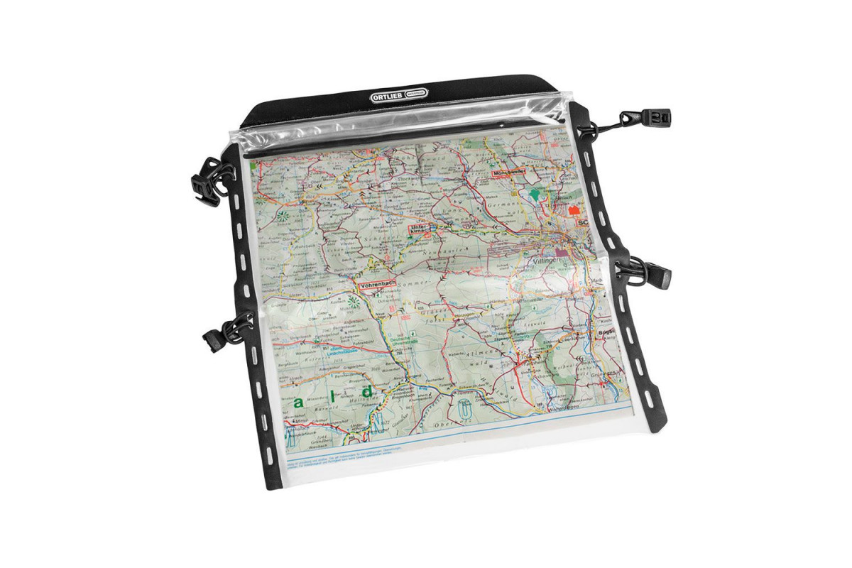 Ortlieb - Ultimate Six Map case