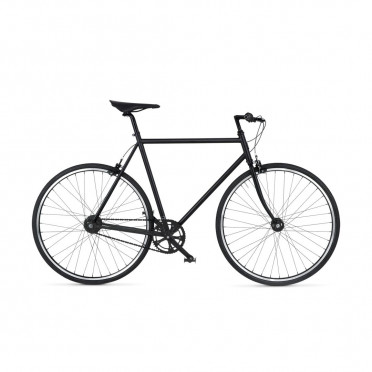 BIKEID - Diamond 7 - Black - City Bike