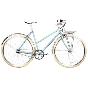 BLB - Butterfly 3SPD - Sage Green - Town Bike