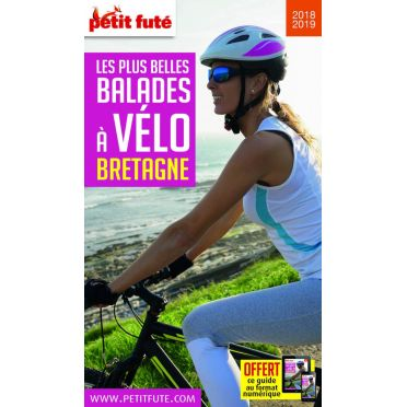 Le Petit Futé - Cycling Travel Guide - Brittany