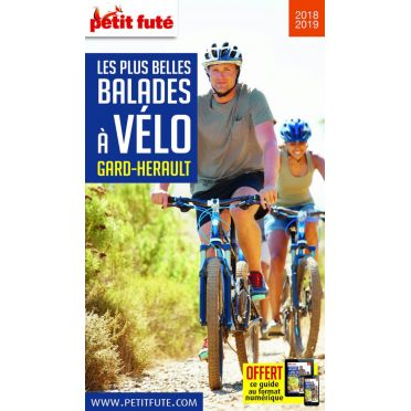 Le Petit Futé - Cycling Travel Guide - Gard-Hérault