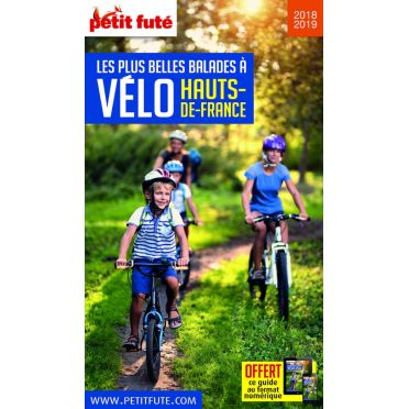 Le Petit Futé - Cycling Travel Guide - Hauts-de-France