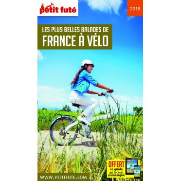 Le Petit Futé - Cycling Travel Guide - France