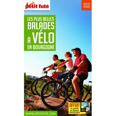 Le Petit Futé - Cycling Travel Guide - Burgundy