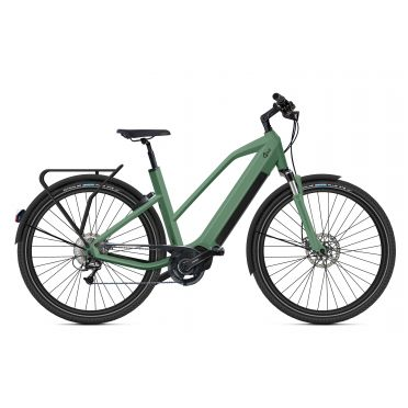 O2Feel - iSwan D10 Explorer - Electric Trekking Bike