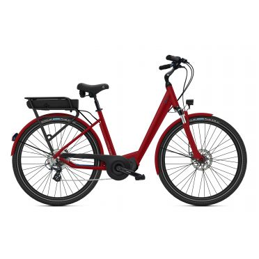 O2Feel - Vog D8 Explorer - Electric Trekking Bike