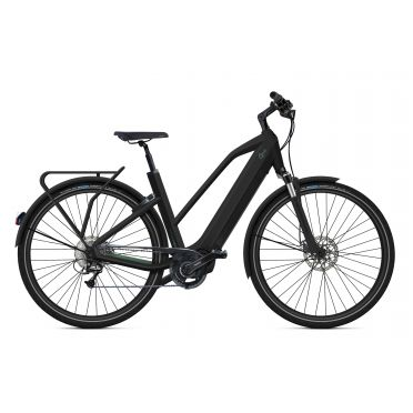 O2Feel - iSwan D9 Treeking - Electric Trekking Bike