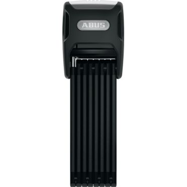 ABUS - Bordo 6000A/120 - Black - Alarm Foldable Bike Lock