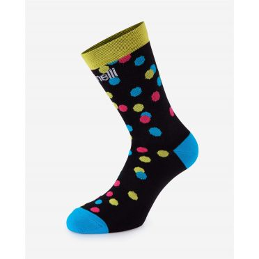Cinelli - Caleido Dots - Cycling Socks