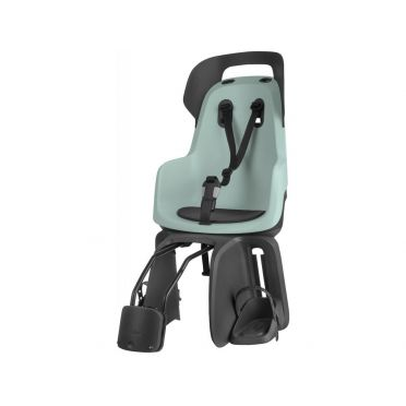 Bobike - Frame Mounted Green Go Baby Carrier