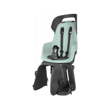 Bobike - Rear Rack Mounted Green Go Baby Carrier
