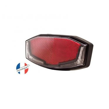 Spanninga - Lineo XB Rear Light for Rear Rack