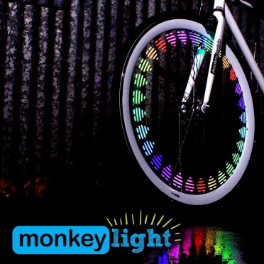 Wielverlichting Monkey Light M210