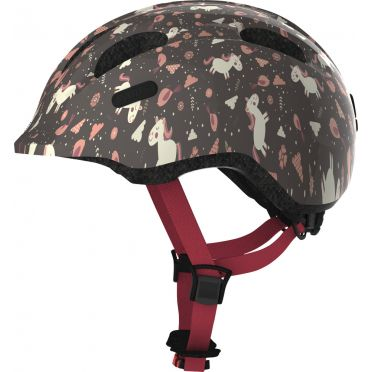 ABUS - Smiley 2.0 Rose Horse - Kids Bike Helmet